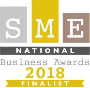TV commercial production company, Space City honoured in SME National Business Awards 2018
