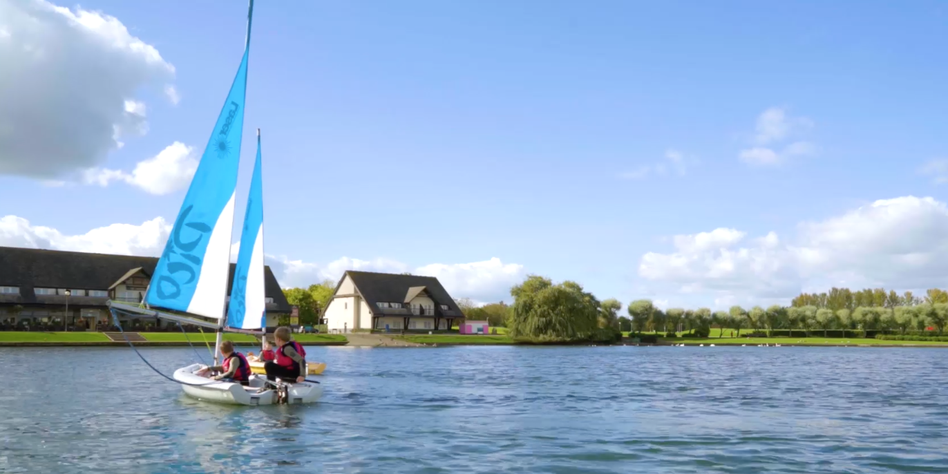 Willen Lake launches first TV Advert