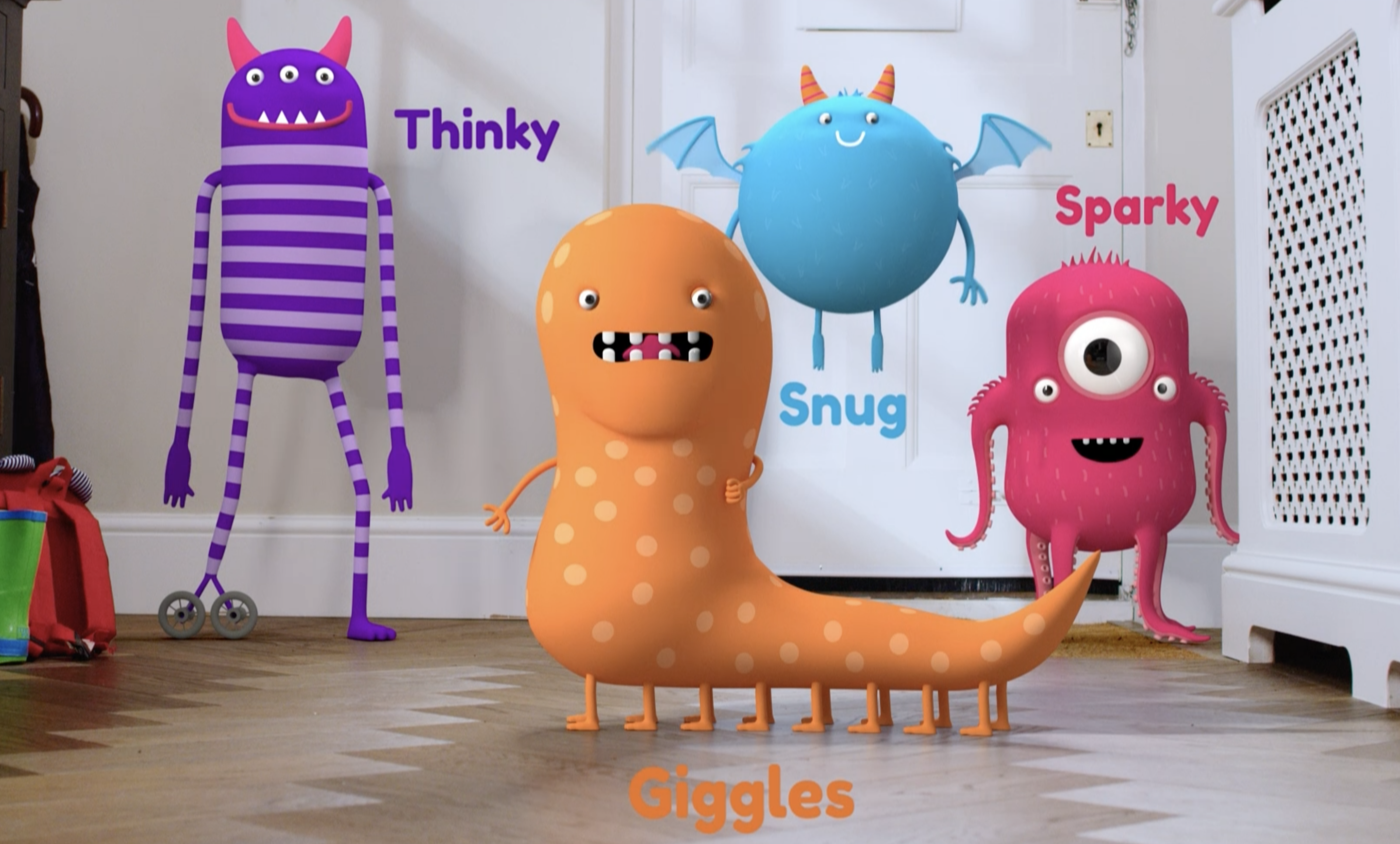 Scope Mindful Monsters